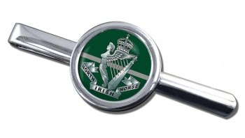North Irish Horse Round Tie Clip