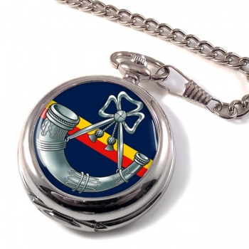 Oxfordshire and Buckinghamshire Light Infantry Pocket Watch