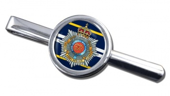 Royal Army Service Corps Round Tie Clip
