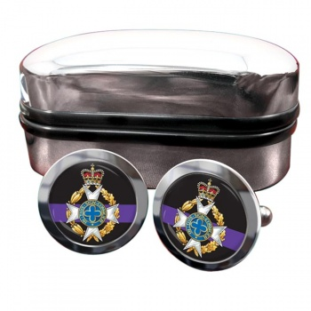 Royal Army Chaplains' Department (Christian) Round Cufflinks