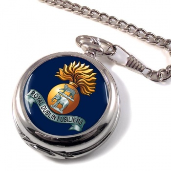 Royal Dublin Fusiliers Pocket Watch