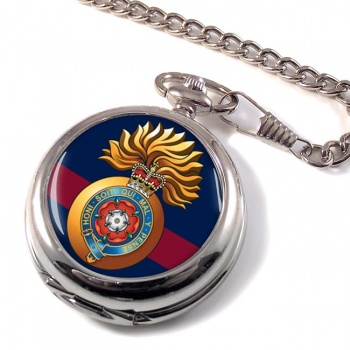 Royal Fusiliers (City of London Regiment) Pocket Watch