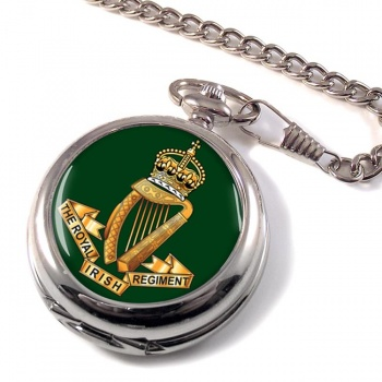 Royal Irish Regiment (1684 - 1922) Pocket Watch