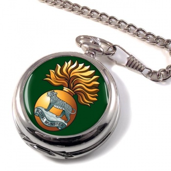 Royal Munster Fusiliers Pocket Watch