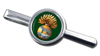 Royal Munster Fusiliers Round Tie Clip