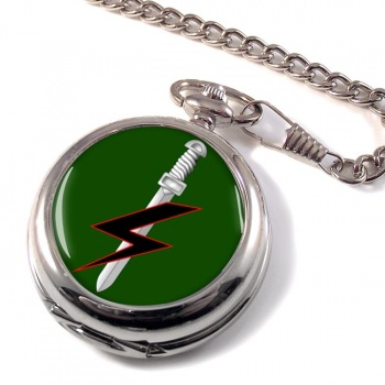 Special Forces Support Group Pocket Watch
