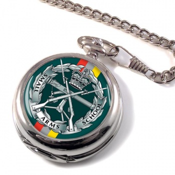 Small Arms School Corps Pocket Watch