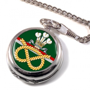 Staffordshire Regiment Pocket Watch