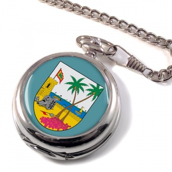 Atla�ntico (Colombia) Pocket Watch