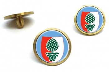 Augsburg (Germany) Golf Ball Marker