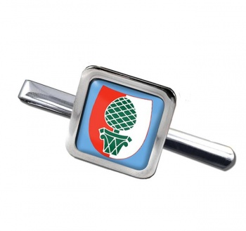 Augsburg (Germany) Square Tie Clip