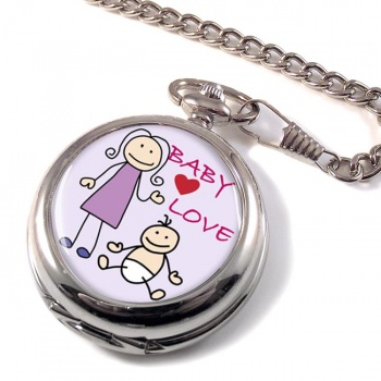 Baby Love Pocket Watch