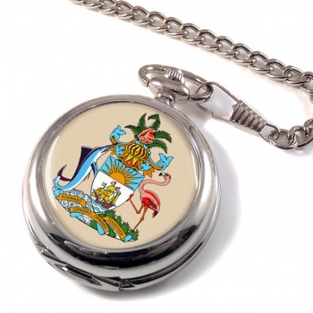 Bahamas Pocket Watch
