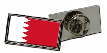 Bahrain  Flag Pin Badge