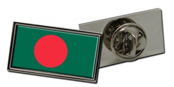 Bangladesh Flag Pin Badge