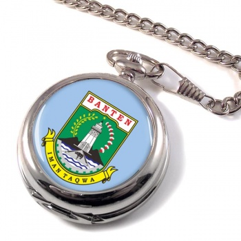 Banten (Indonesia) Pocket Watch