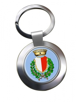 Bari (Italy) Metal Key Ring