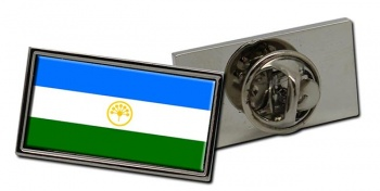 Bashkortostan Flag Pin Badge