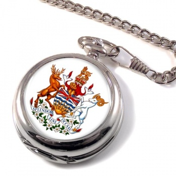 British Columbia (Canada) Pocket Watch