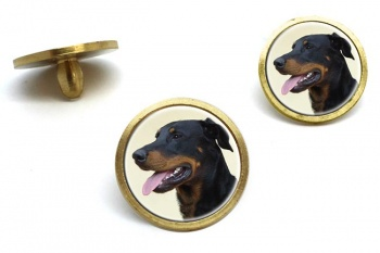 Beauceron  Golf Ball Marker Set