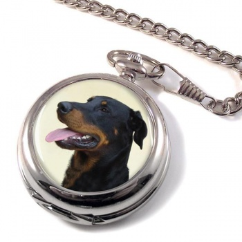 Beauceron Pocket Watch