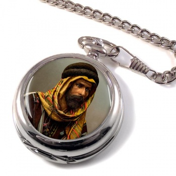 A Bedouin Chief Pocket Watch
