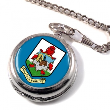 Bermuda Pocket Watch