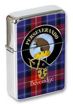 Beveridge Scottish Clan Flip Top Lighter