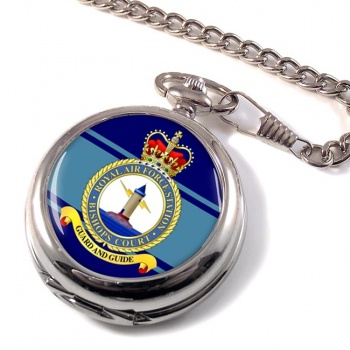 Bishops Court Pocket Watch