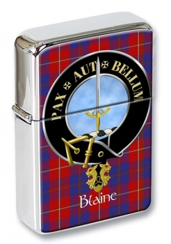 Blaine Scottish Clan Flip Top Lighter
