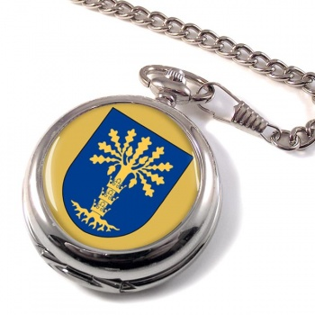 Blekinge (Sweden) Pocket Watch