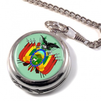 Bolivia Pocket Watch