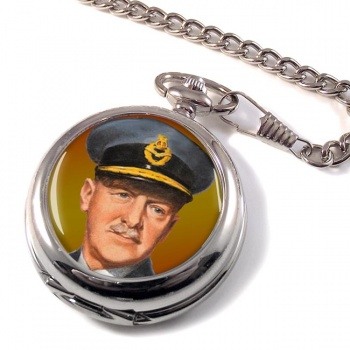 Sir Arthur ''Bomber'' Harris Pocket Watch