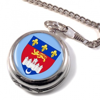 Bordeaux (France) Pocket Watch