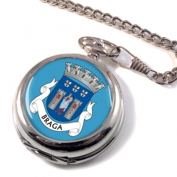 Braga (Portugal) Pocket Watch