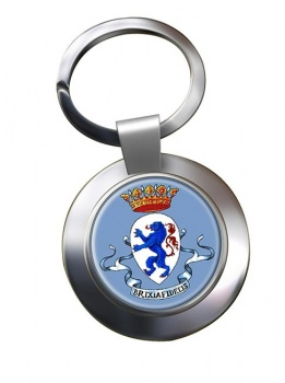 Brescia (Italy) Metal Key Ring