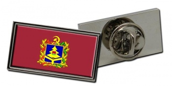 Bryansk Oblast Flag Pin Badge