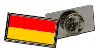 Burgenland Flag Pin Badge