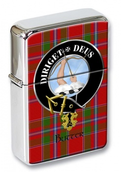 Butter Scottish Clan Flip Top Lighter