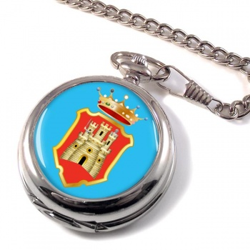 Caltanissetta (Italy) Pocket Watch