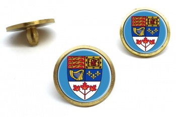 Canada Coat of Arms Golf Ball Marker