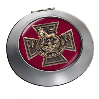 Canadian Victoria Cross Chrome Mirror
