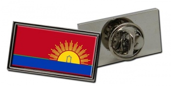 Carabobo (Venezuela) Flag Pin Badge