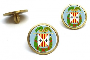 Provincia di Catanzaro (Italy) Golf Ball Marker