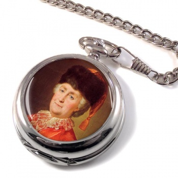 Catherine the Great Pocket Watch
