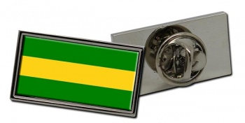 Cauca (Colombia) Flag Pin Badge