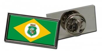 Ceara (Brasil) Flag Pin Badge