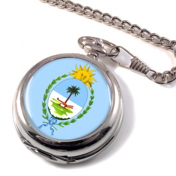 Argentine Chaco Pocket Watch