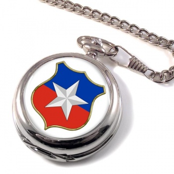 Chile Pocket Watch