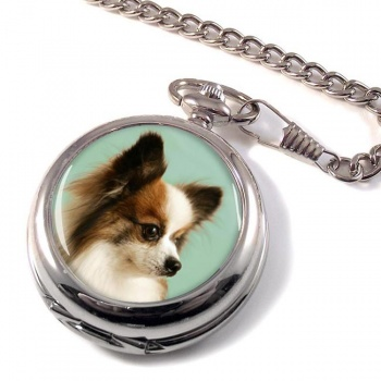 Japanese Chin Pocket Watch